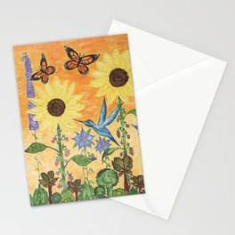 The Companion Garden Stationery Cards
