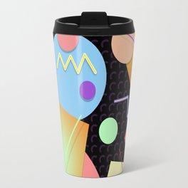 Memphis #412 Travel Mug