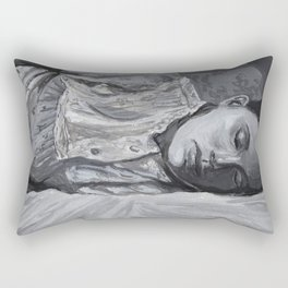Twin Peaks - The Girl Rectangular Pillow