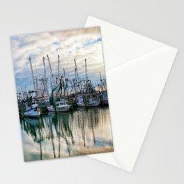 Harbor Boats Stationery Cards