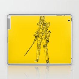 Kill bill killed Laptop & iPad Skin