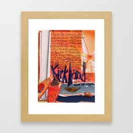 Kirkland Washington Framed Art Print
