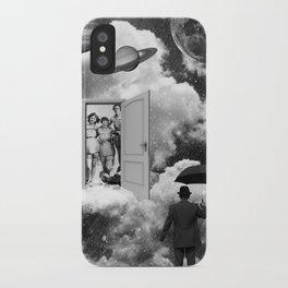 Black & White Collection -- Heaven's Door  iPhone Case