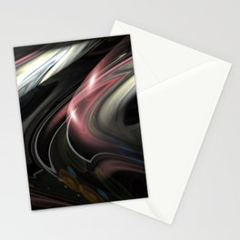 """Jupiter's Outpost"" Stationery Cards"