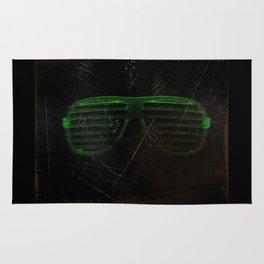 Electro Glasses Rug