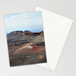 Lanzarote Landscapes - Spain Stationery Cards