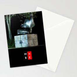 MUBE - Brazilian Sculpture Museum Stationery Cards