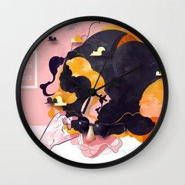No Human Wall Clock
