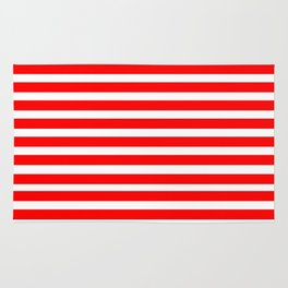 Peppermint Stripes 2 Rug