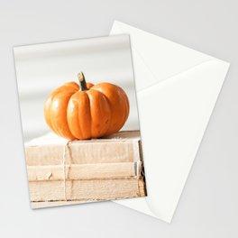 a little pumpkin Stationery Cards