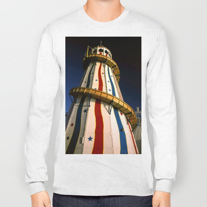 Helter Skelter Long Sleeve T-shirt