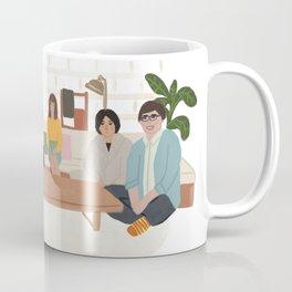 Terrace House Coffee Mug