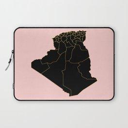 Algeria map Laptop Sleeve