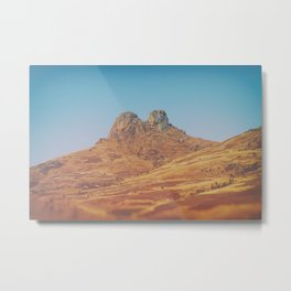 Two Pillar Hill Metal Print