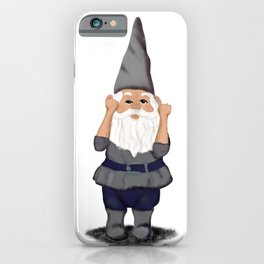 Hangin with my Gnomies - Fist Pump iPhone Case