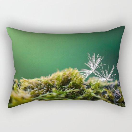 Dandelion Moist Rectangular Pillow