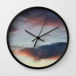 PAINTED SKY Wall Clock
