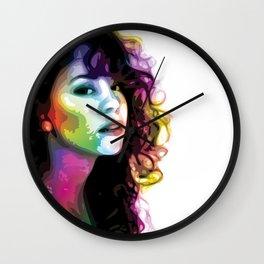 Mariah 'Hero' Carey Wall Clock