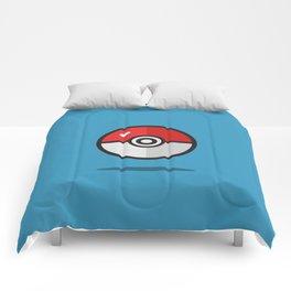 Pokeball  Comforters