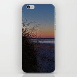 Moon Dunes iPhone Skin