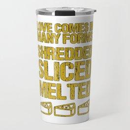 Cheese Lovers Factory Owner Maker Gift Travel Mug