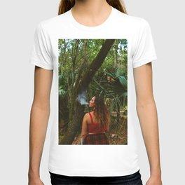 Nature stoner T-shirt