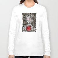 metropolis Long Sleeve T-shirts featuring METROPOLIS by Alberto Corradi