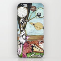 Exploration: Space Age iPhone & iPod Skin