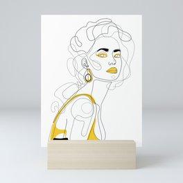 In Lemon Mini Art Print