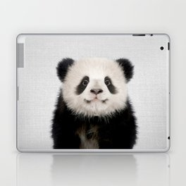 Panda Bear - Colorful Laptop & iPad Skin