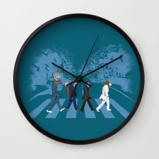 Adirondack Road Wall Clock
