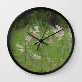 the prairie Wall Clock