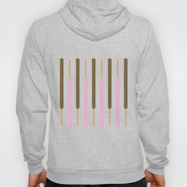 Japanese Chocolate Biscuit Sticks Hoody