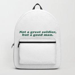 A Good Man Backpack