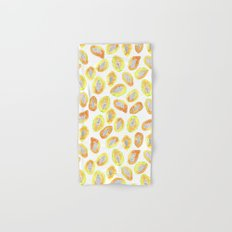 Papaya Hand & Bath Towel