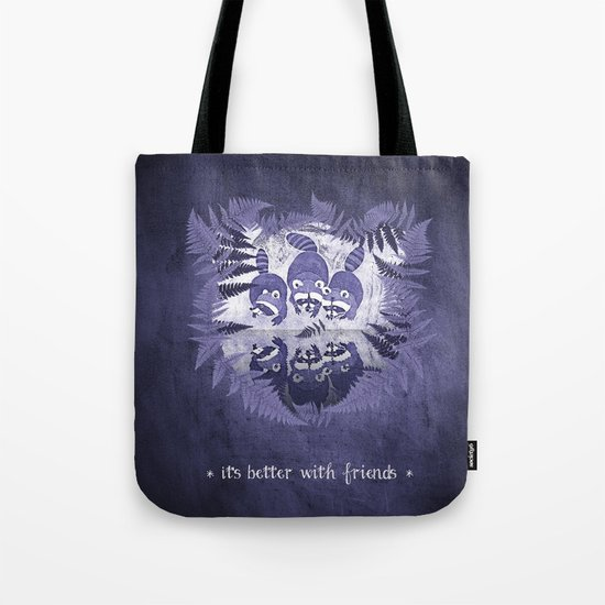 It´s Better With Friends Tote Bag