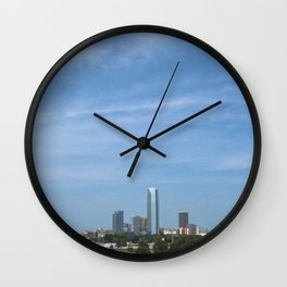 Rumble Wall Clock