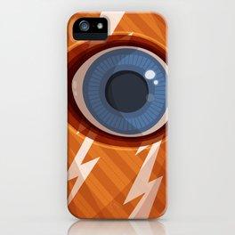 I, Eye iPhone Case