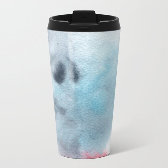 Storm #2 Metal Travel Mug