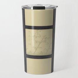 Tatami - Bamboo Travel Mug