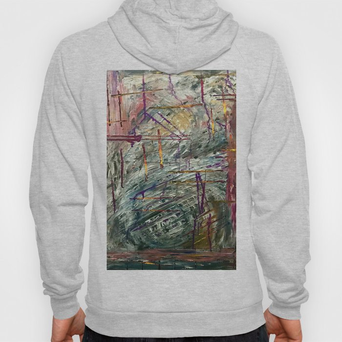 texture Passion Hoody