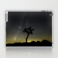 Milky Way at Joshua Tree Laptop & iPad Skin