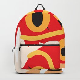 Princess Mononoke Block Backpack