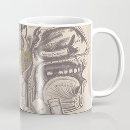 Anatomy Collage 2 Coffee Mug