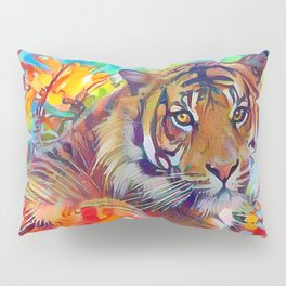 Are You My Lunch Delivery Pillow Sham