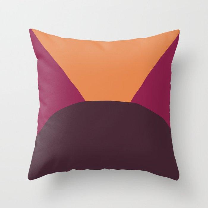 Deyoung Vibrant Throw Pillow