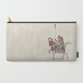 Indian Knight Carry-All Pouch