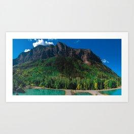 Hawaiian Colorado Art Print