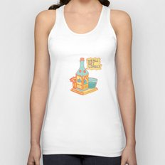 We all get lonely. Unisex Tank Top