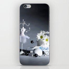 still life iPhone Skin